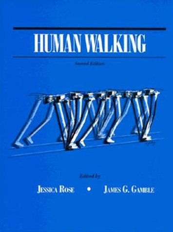 Human Walking  2nd 1994 9780683073607 Front Cover