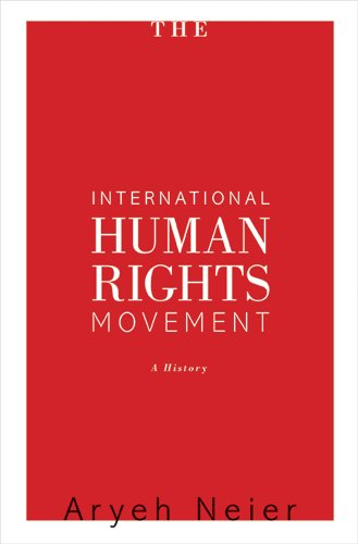 International Human Rights Movement A History  2013 edition cover
