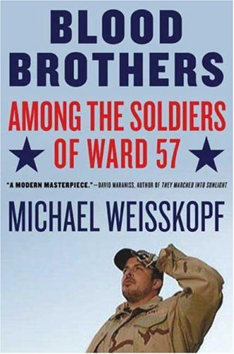 Blood Brothers Among the Soldiers of Ward 57  2007 edition cover