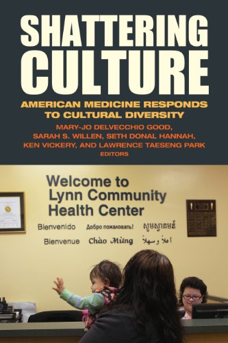 Shattering Culture American Medicine Responds to Cultural Diversity  2011 edition cover