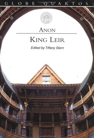 King Leir   2003 9780878301607 Front Cover