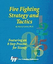 Fire Fighting Strategies and Tactics   1998 edition cover