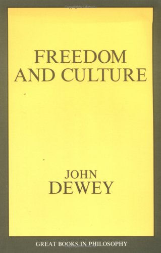 Freedom and Culture  Unabridged 9780879755607 Front Cover