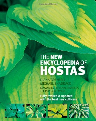 New Encyclopedia of Hostas   2009 9780881929607 Front Cover