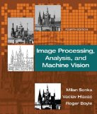 Image Processing, Analysis, and Machine Vision  4th 2015 edition cover