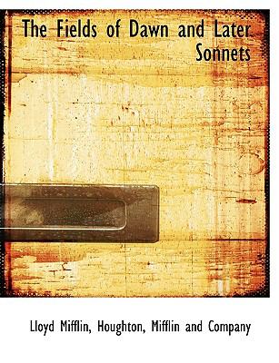 Fields of Dawn and Later Sonnets N/A edition cover