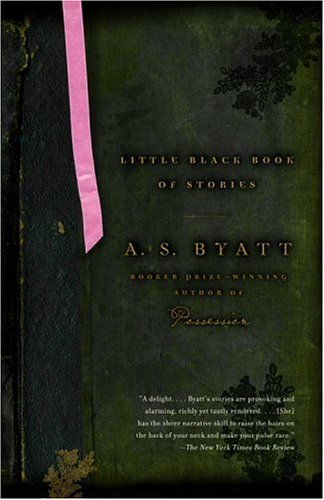 Little Black Book of Stories  N/A edition cover