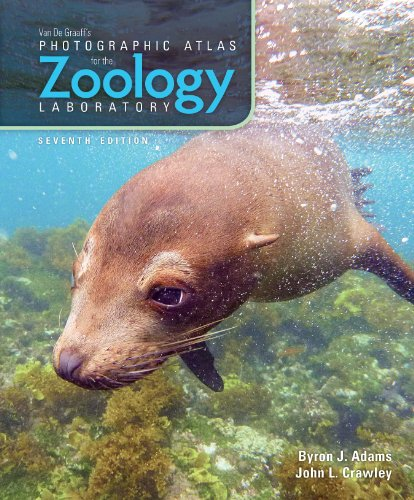 Van de Graaff's Photographic Atlas for the Zoology Laboratory  7th 2013 9781617310607 Front Cover