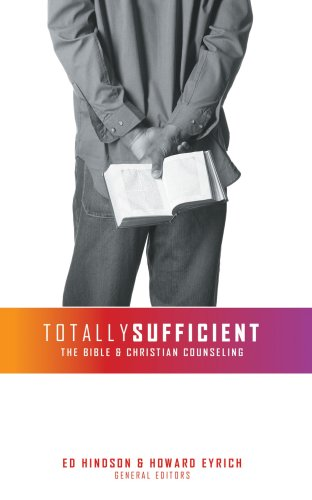 Totally Sufficient The Bible and Christian Counseling  2004 edition cover