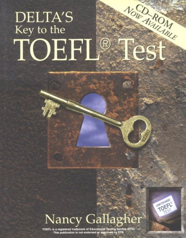 Delta's Key to the Toefl Test  2000 edition cover