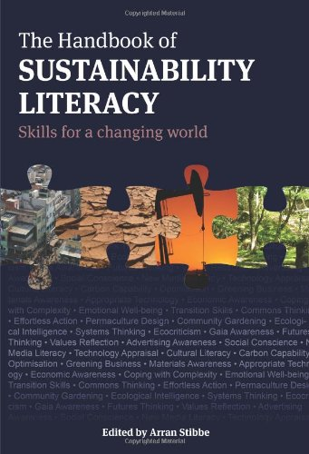 Handbook of Sustainability Literacy Skills for a Changing World  2009 (Handbook (Instructor's)) edition cover