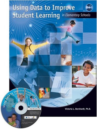 USING DATA to IMPROVE STUDENT LEARNING: Elementary School   2003 edition cover