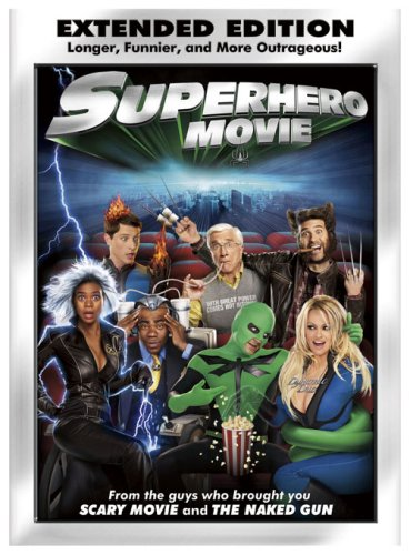 Superhero Movie (Extended Edition) System.Collections.Generic.List`1[System.String] artwork
