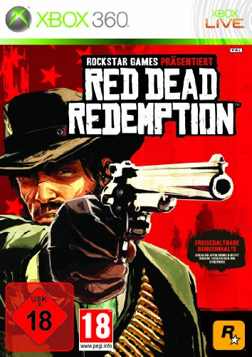 Red Dead Redemption (uncut) - Neuauflage Xbox 360 artwork