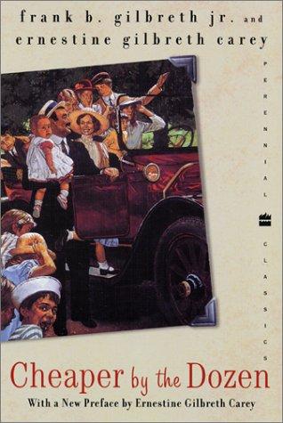 Cheaper by the Dozen   2002 edition cover