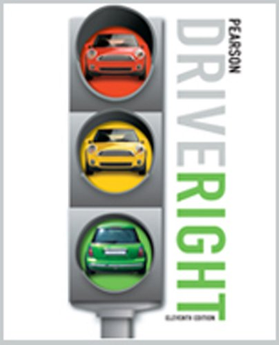 Pearson Drive Right Student Edition Eleventh Edition C2010   2010 9780133612608 Front Cover