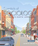 Essentials of Sociology Plus NEW MySocLab with Pearson EText -- Access Card Package  11th 2015 edition cover