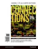 Connections: A World History; Books a La Carte Edition  2015 edition cover