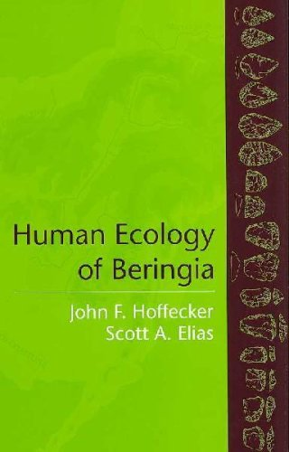 Human Ecology of Beringia   2007 9780231130608 Front Cover
