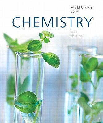 Books a la Carte for Chemistry  6th 2012 edition cover