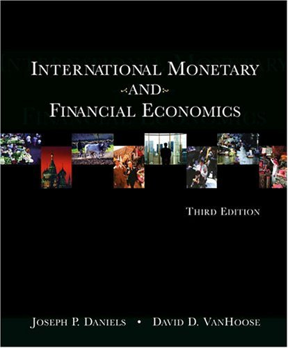 International Monetary and Financial Economics  3rd 2005 (Revised) edition cover