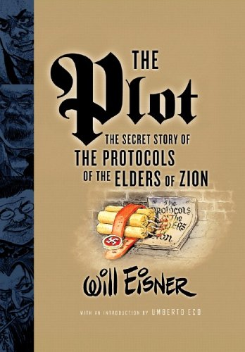 Plot The Secret Story of the Protocals of the Elders of Zion  2006 edition cover