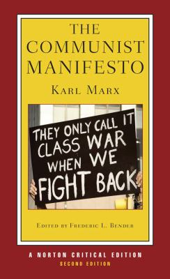 Communist Manifesto  2nd 2013 edition cover
