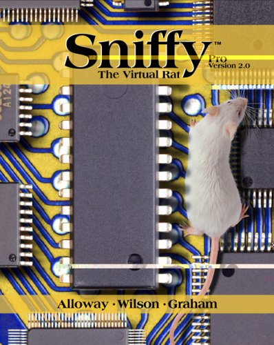Sniffy the Virtual Rat Pro, Version 2.0  2nd 2005 (Revised) edition cover
