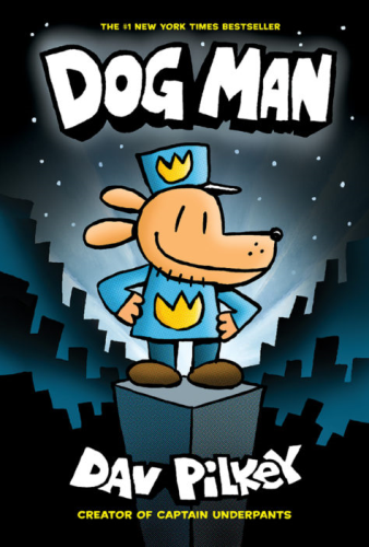 Cover art for Dog Man (Dog Man #1)
