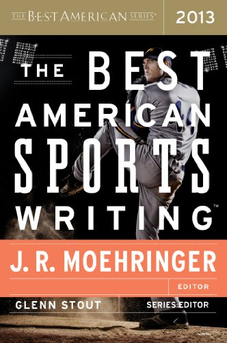 Best American Sports Writing 2013   2013 edition cover