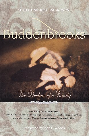 Buddenbrooks The Decline of a Family N/A edition cover