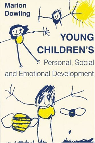 Young Children's Personal, Social and Emotional Development   2001 9780761963608 Front Cover