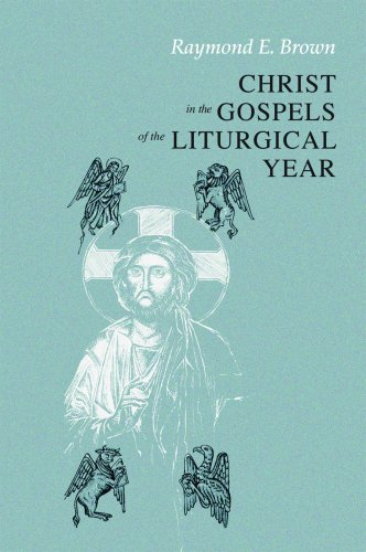 Christ in the Gospels of the Liturgical Year   2008 (Enlarged) edition cover