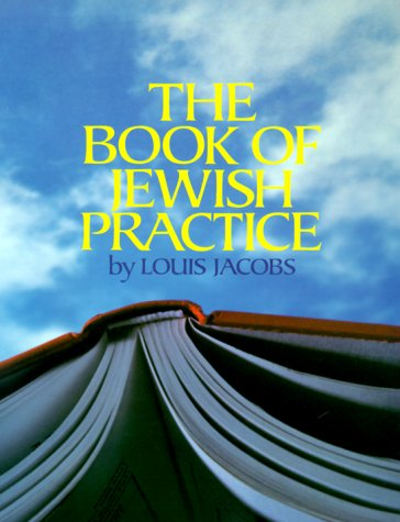 Book of Jewish Practice 1st edition cover