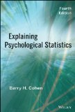 Explaining Psychological Statistics  4th 2014 edition cover