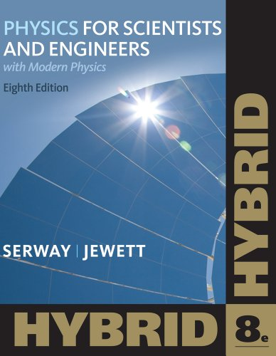 Physics for Scientists and Engineers With Modern Physics 8th 2012 edition cover