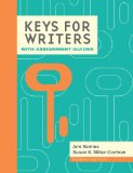 Keys for Writers with Assignment Guides  7th 2016 edition cover