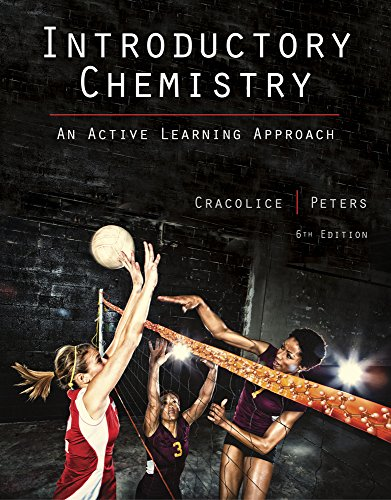 Introductory Chemistry: An Active Learning Approach  2015 edition cover