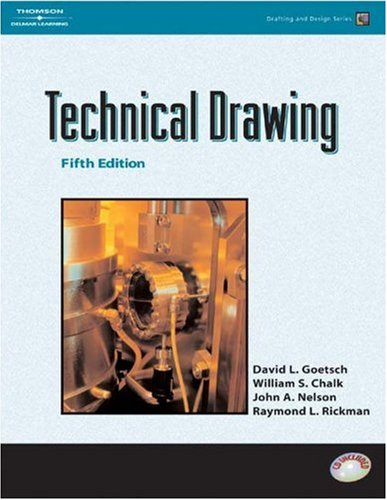 Technical Drawing  5th 2005 (Revised) 9781401857608 Front Cover