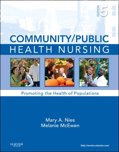 Community/Public Health Nursing Promoting the Health of Populations 5th 2010 edition cover