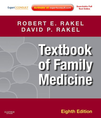 Textbook of Family Medicine Expert Consult - Online and Print 8th 2011 edition cover