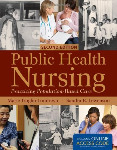 Public Health Nursing Practicing Population-Based Care 2nd 2013 edition cover