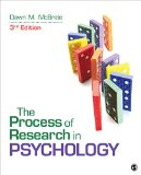 Process of Research in Psychology  3rd 2016 edition cover