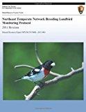Northeast Temperate Network Breeding Landbird Monitoring Protocol Northeast Temperate Network  N/A 9781492918608 Front Cover