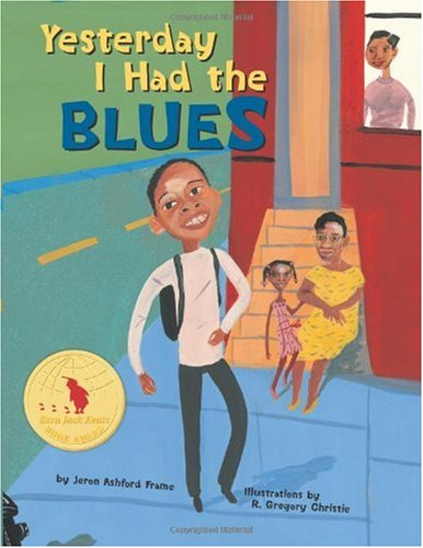 Yesterday I Had the Blues  2nd 2008 (Revised) edition cover