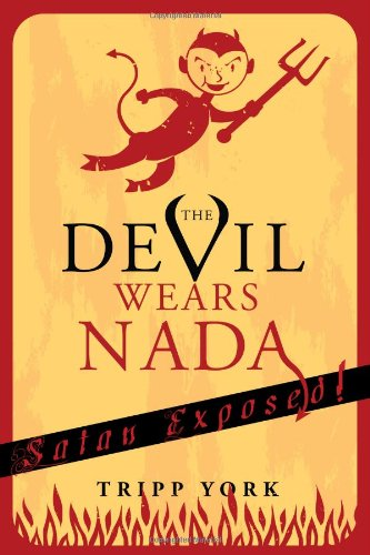 Devil Wears Nada Satan Exposed N/A edition cover