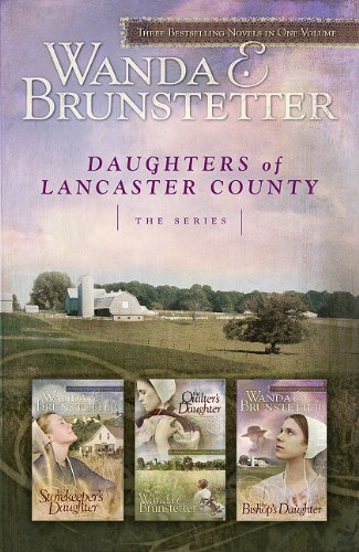 Daughters of Lancaster County   2011 edition cover
