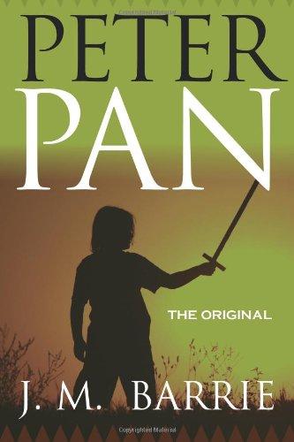 PETER PAN-ORIGINAL             N/A 9781619492608 Front Cover