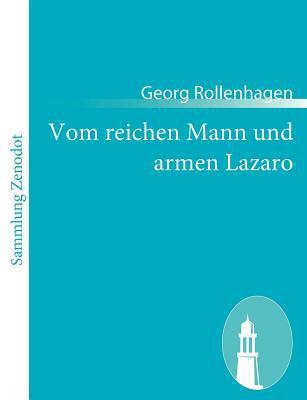 Vom Reichen Mann und Armen Lazaro   2010 9783843060608 Front Cover