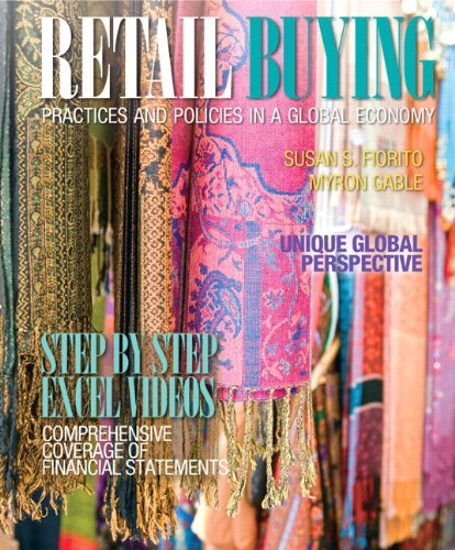 Retail Buying Practices and Policies in a Global Economy   2012 edition cover